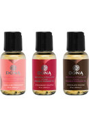 Dona Let Me Kiss You Pheromone Infused Kissable Massage Oil...