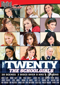 Twenty Schoolgirls {3 Disc Set}