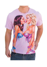 Girlfriends Mens T Shirt - M
