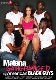 Malena Gangbanged By American Black
