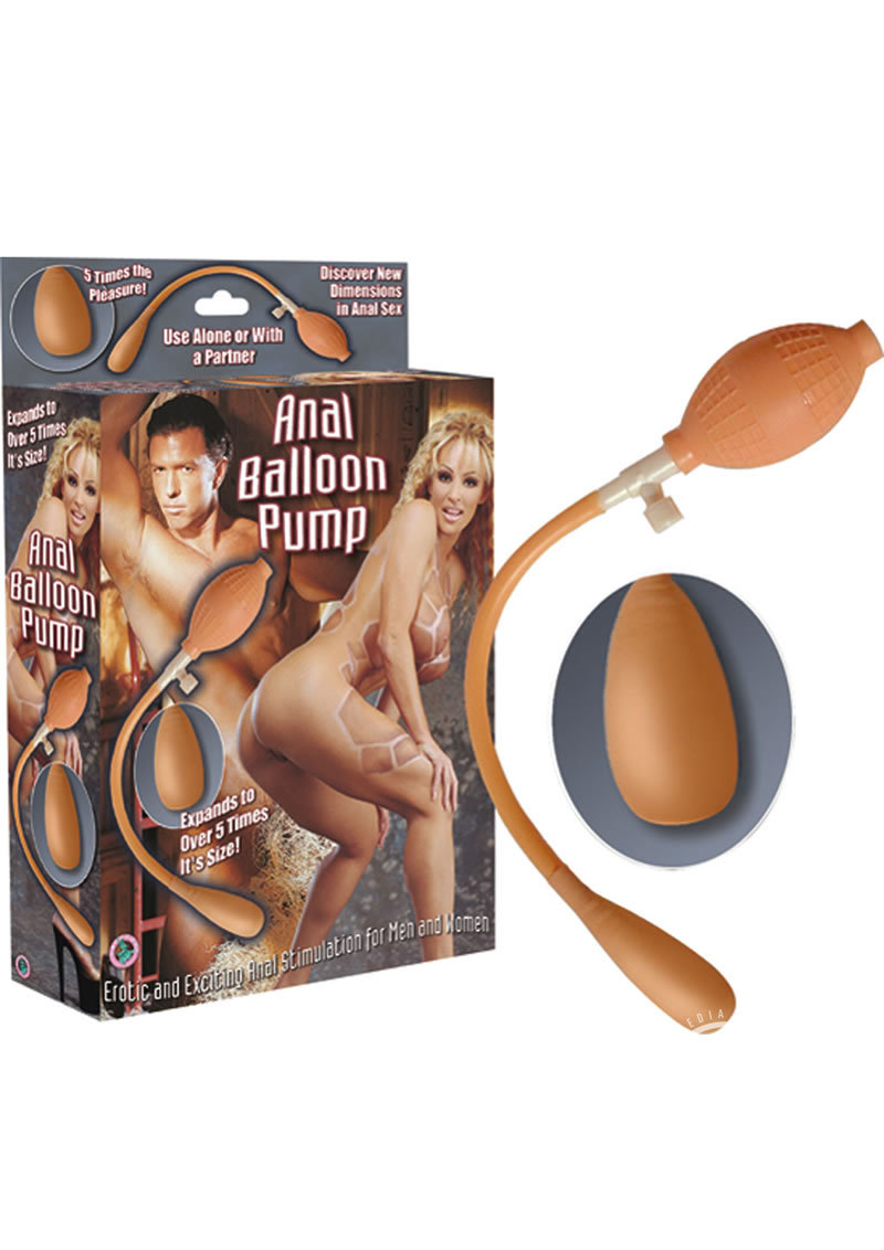 Anal Ballook Pump Erotic And Exctiting Anal Stimulation For Men And Women